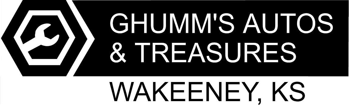 Ghumm's Autos and Treasures Homepage Image